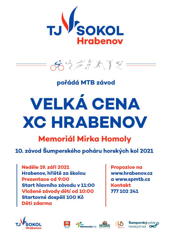 Velká cena XC Hrabenova