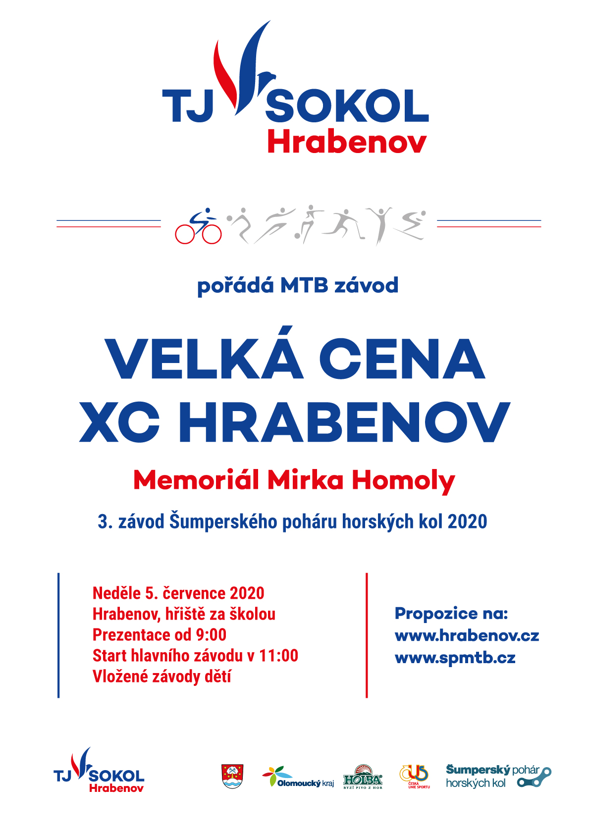 Velká cena XC Hrabenov – Memoriál Mirky Homoly 2020